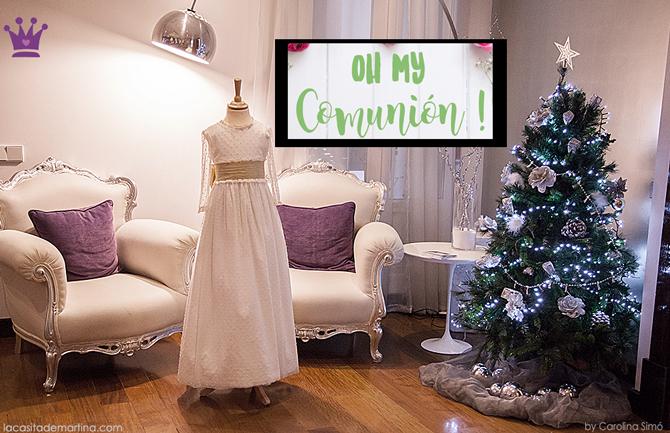 Trajes de Comunion 2018, Vestidos Comunion 2018, Oh my comunion, Evento comuniones, La casita de Martina, 2