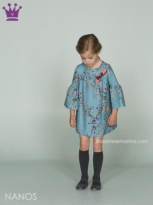 Vestido Princesa Leonor, Marca vestido Infanta Sofia, Blog Moda Infantil, Nanos moda, Leonor y Sofia