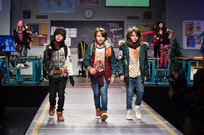 Desigual, Pitti Bimbo, La casita de Martina, Kids wear, Moda bambini, Blog de moda infantil