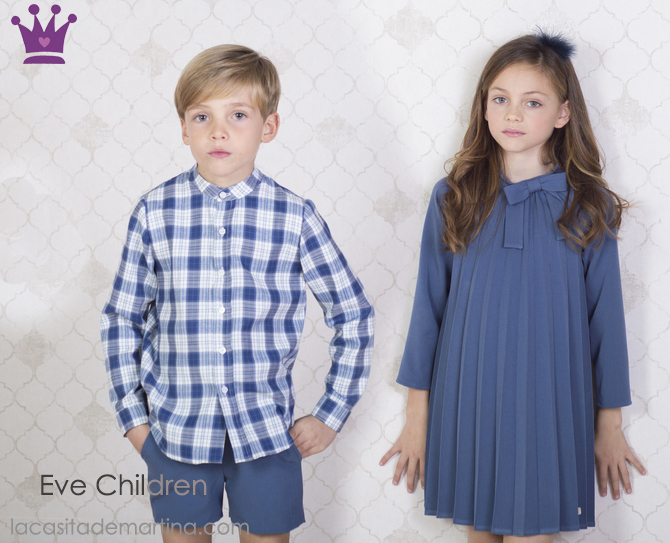 Eve-Children, Blue Monday, Blog Moda Infantil, La casita de Martina, Ropa Infantil, Tendencias, Moda, Kids Wear