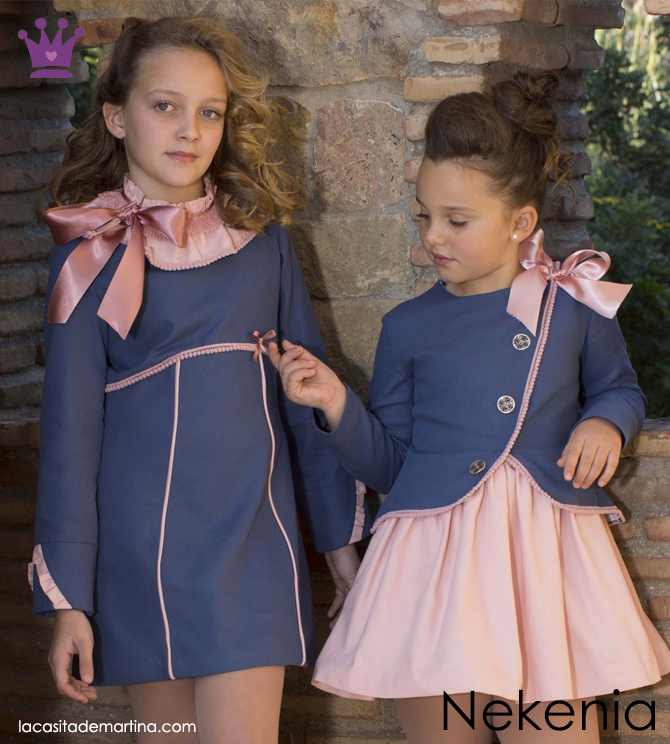 Blog de Moda Infantil, La casita de Martina, Nekenia, Kids Wear