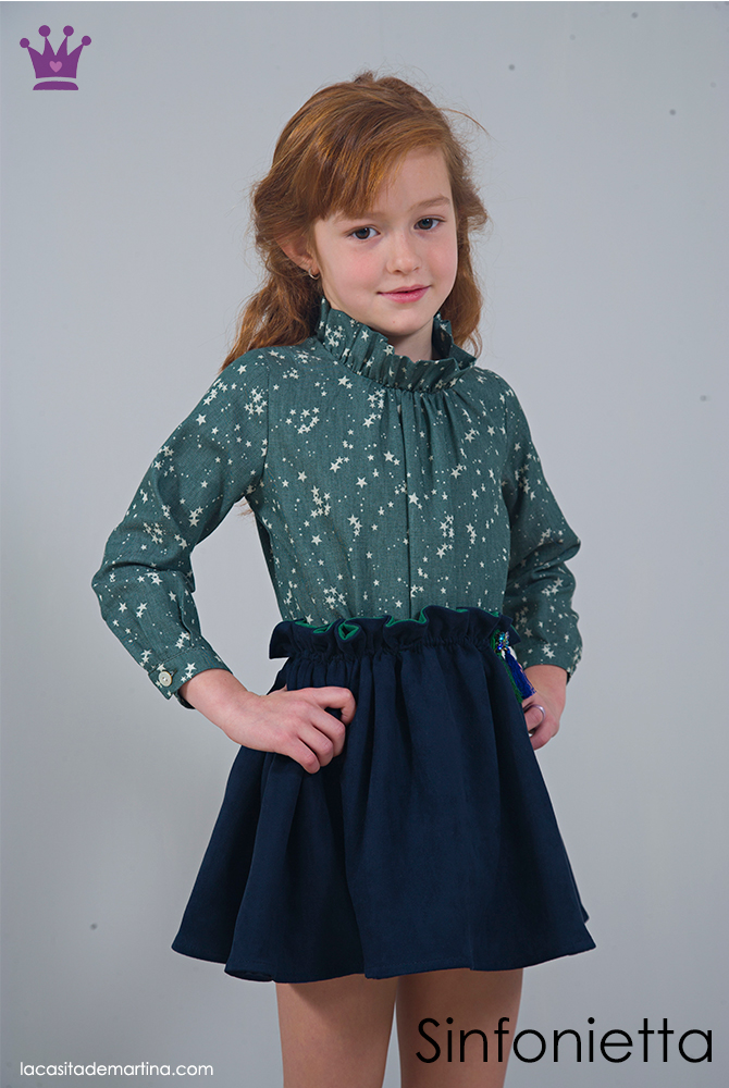 Blog de Moda Infantil, La casita de Martina, Sinfonietta, Kids Wear