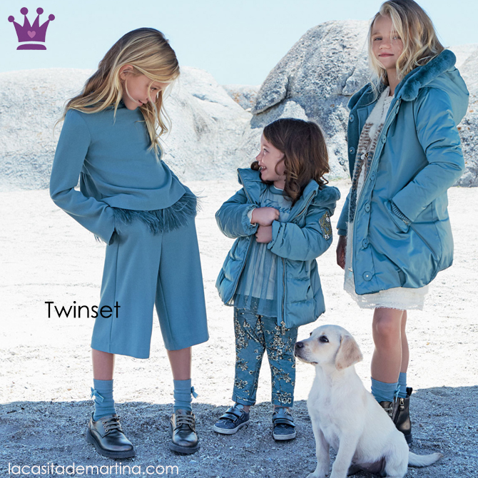 Twinset, Blue Monday, Blog Moda Infantil, La casita de Martina, Ropa Infantil, Tendencias, Moda, Kids Wear