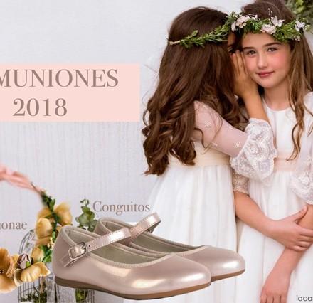 CONGUITOS calzado comunion, Trajes Comunion, Vestidos Comunion, La casita de Martina, Blog Comunion