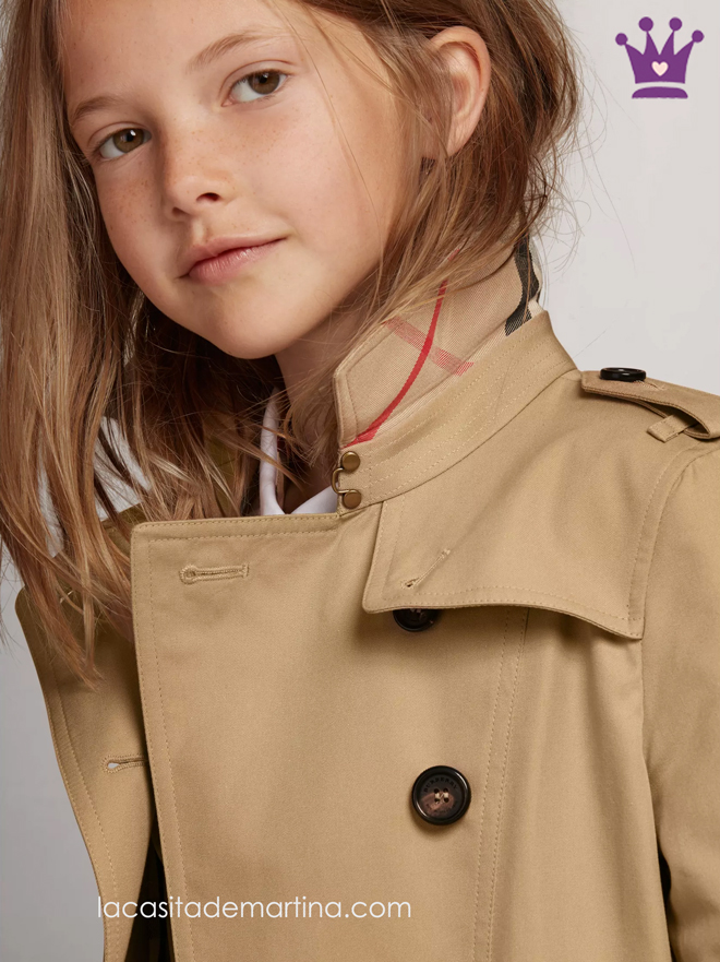Marca de las gabardinas de Leonor y Sofia, Blog de moda infantil, kids wear, moda bambini, la casita de Martina, 3