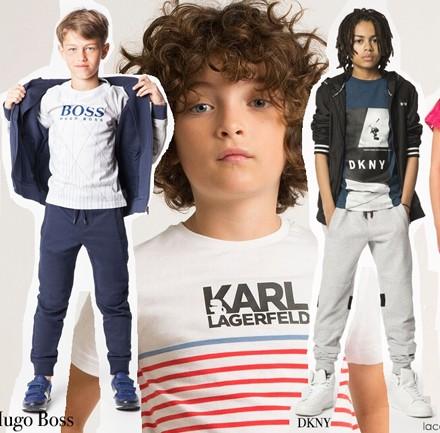 Blog de moda infantil, Marca de ropa infantil, Karl Lagerfeld, La casita de Martina, pressandco