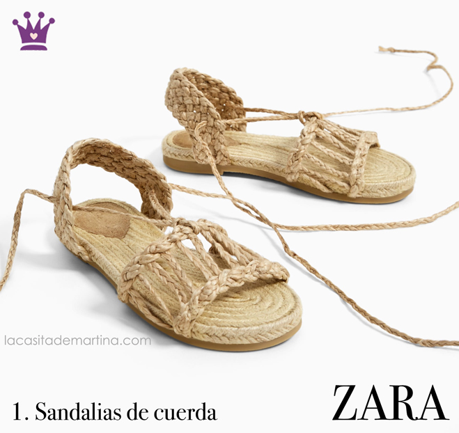 Sandalias infantil ZARA, blog moda infantil, los mas vendidos de zara, kids wear, top ventas zara