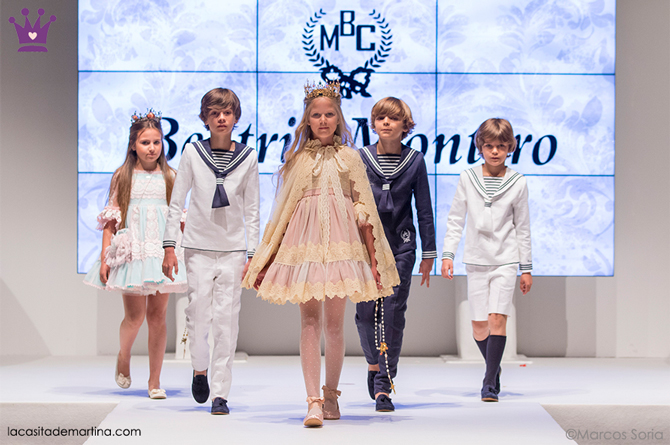 Beatriz Montero, Trajes de Comunion, Trajes de arras, trajdes de ceremonia, blog de moda infantil