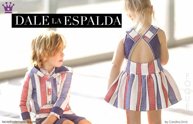 Blog de moda infantil, Tendencias moda, La casita de Martina, Foque ropa infantil