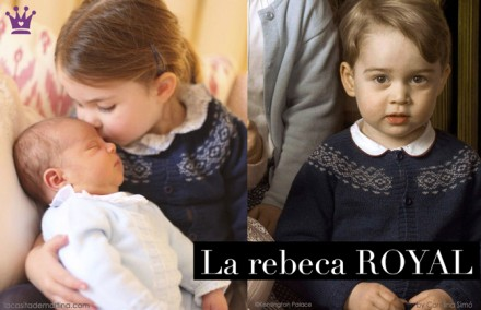 Louis de Cambridge, Ropa principes George Carlota Louise, Blog de moda infantil, Rebeca Fina Ejerique