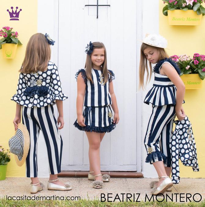 Blog de moda infantil, vestido de rayas, estilo marinero, marcas moda infantil, la casita de martina, Beatriz Montero