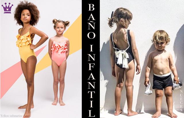 Blog de moda infantil, bikini, boxer, ropa infantil, la casita de martina, Yellow submarine