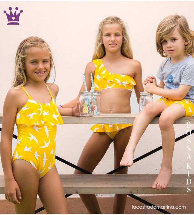 Blog de moda infantil, bikini, boxer, ropa infantil, la casita de martina, Bossa Kids