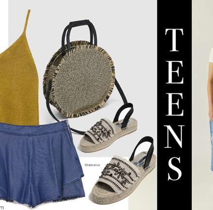 ZARA, Moda para adolescentes, blog moda adolescente, moda teens, la casita de martina, moda infantil