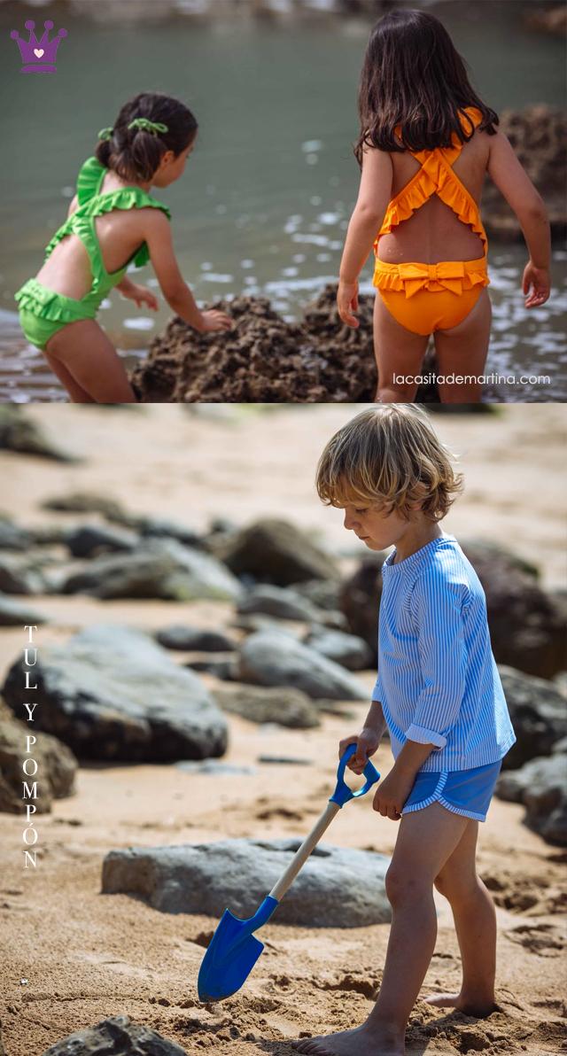 Blog de moda infantil, bikini, boxer, ropa infantil, la casita de martina, Tul y Pompon