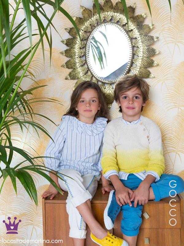 Gocco, marca moda infantil, la casita de martina, carolina simo, ropa infantil, kids wear, moda bambini, 2