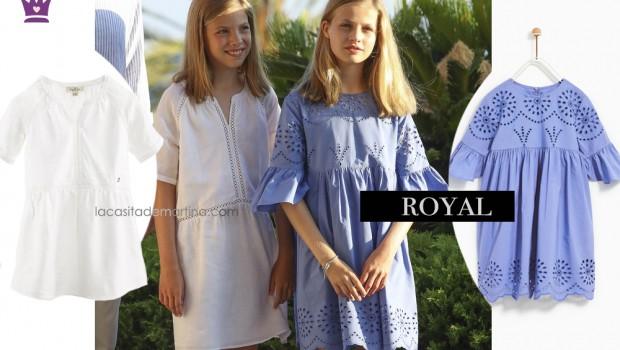 Marca vestidos Leonor y Sofia, Blog de moda infantil, kids wear, moda bambini, La casita de Martina, Carolina Simo