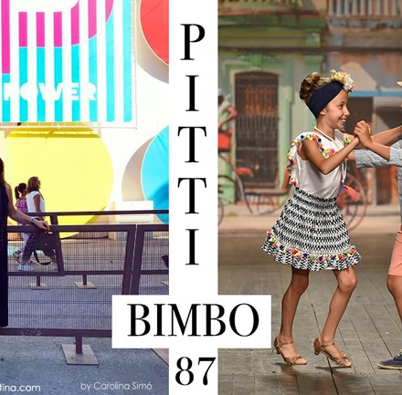 Blog de moda infantil, Pitti Bimbo, Desfile Moda infantil, La casita de Martina, Carolina Simo