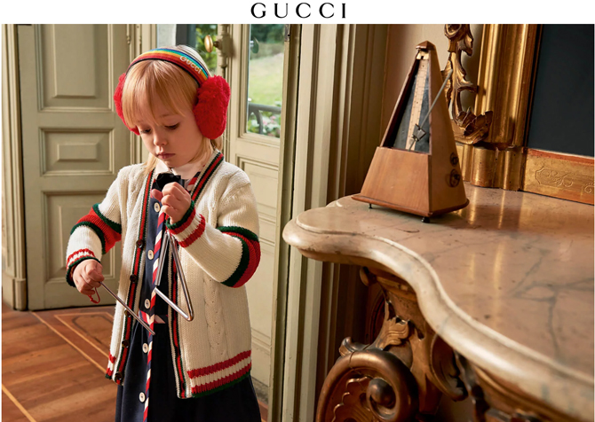 Gucci, blog de moda infantil, kids wear, la casita de martina, 2