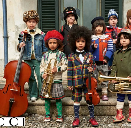 Gucci, blog de moda infantil, kids wear, la casita de martina