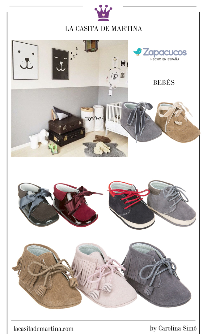 Blog de moda infantil, calzado escolar, calzado infantil, La casita de Martina, Zapacucos, 1