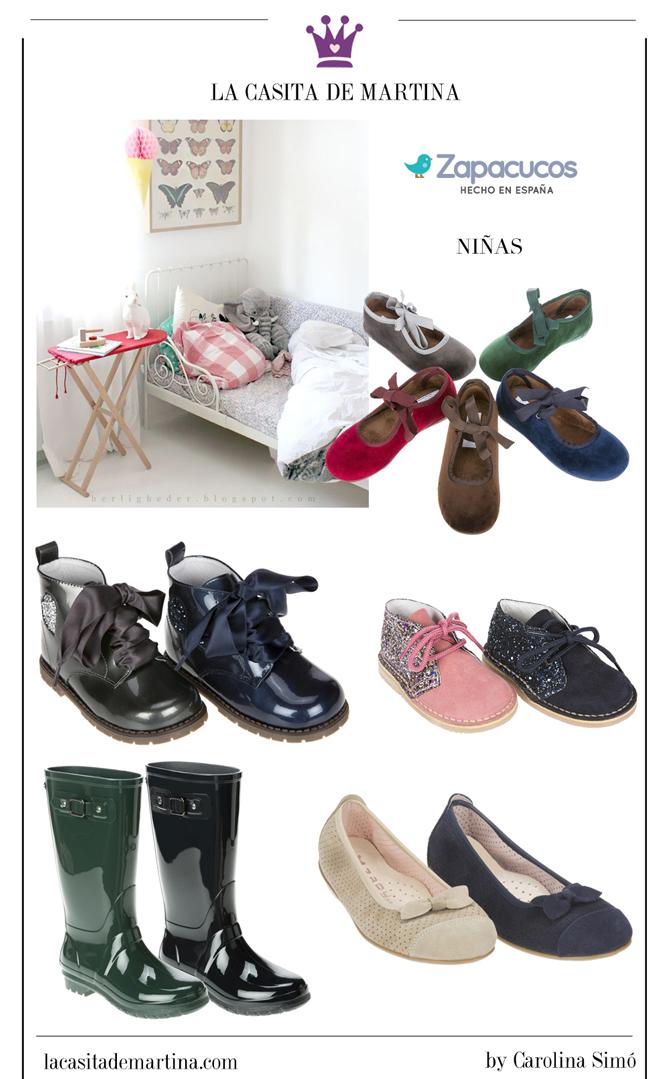 Blog de moda infantil, calzado escolar, calzado infantil, La casita de Martina, Zapacucos, 2