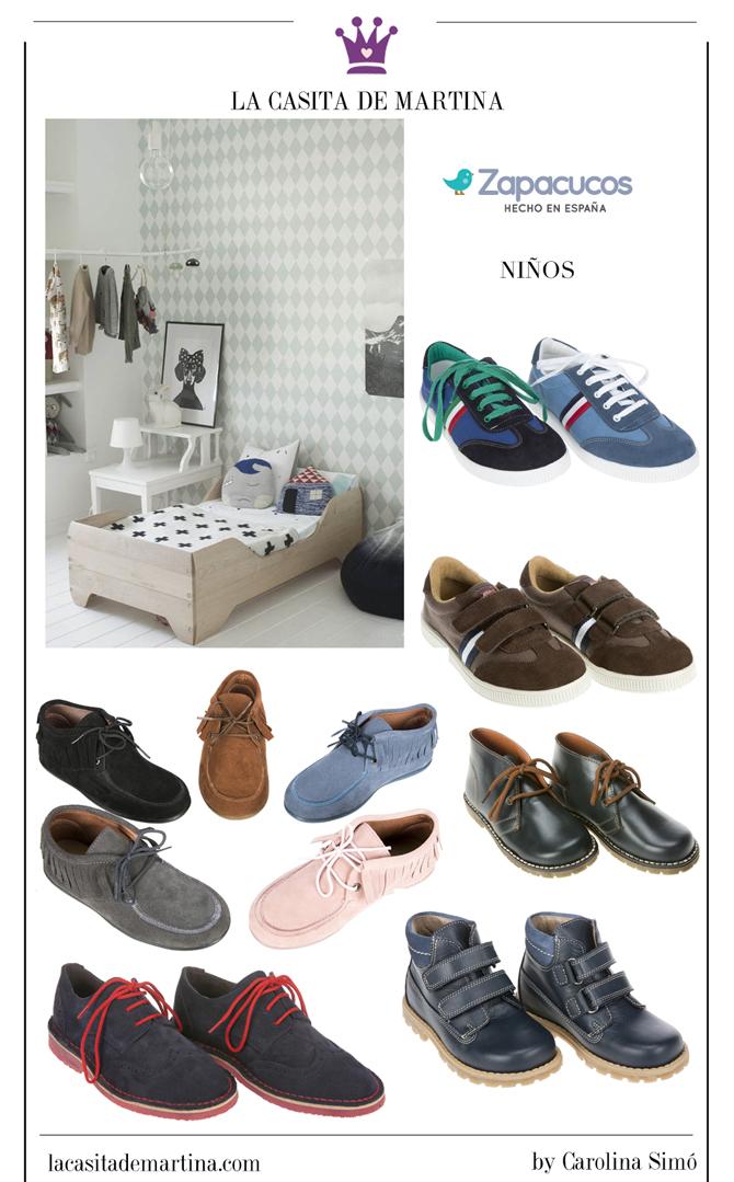 Blog de moda infantil, calzado escolar, calzado infantil, La casita de Martina, Zapacucos, 3