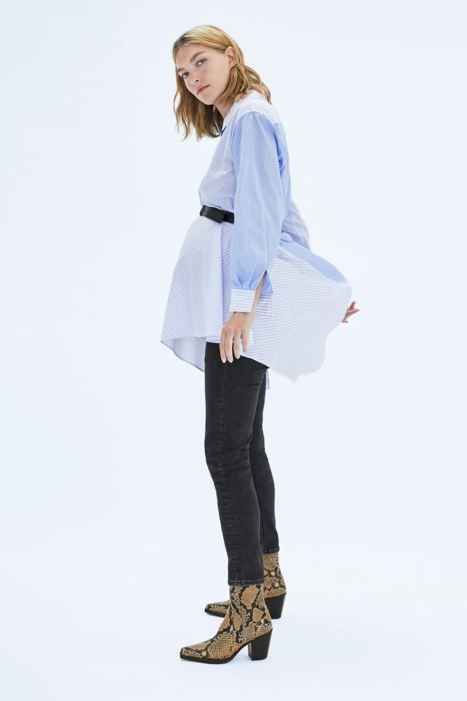 Moda premama Zara, Vestidos embarazada, pantalon vaquero premama, la casita de martina, blog moda infantil, premama, 3