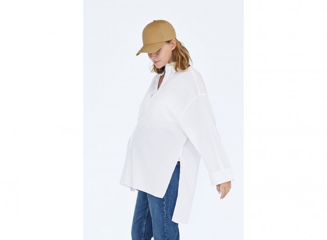 Moda premama Zara, Vestidos embarazada, pantalon vaquero premama, la casita de martina, blog moda infantil, premama, 4