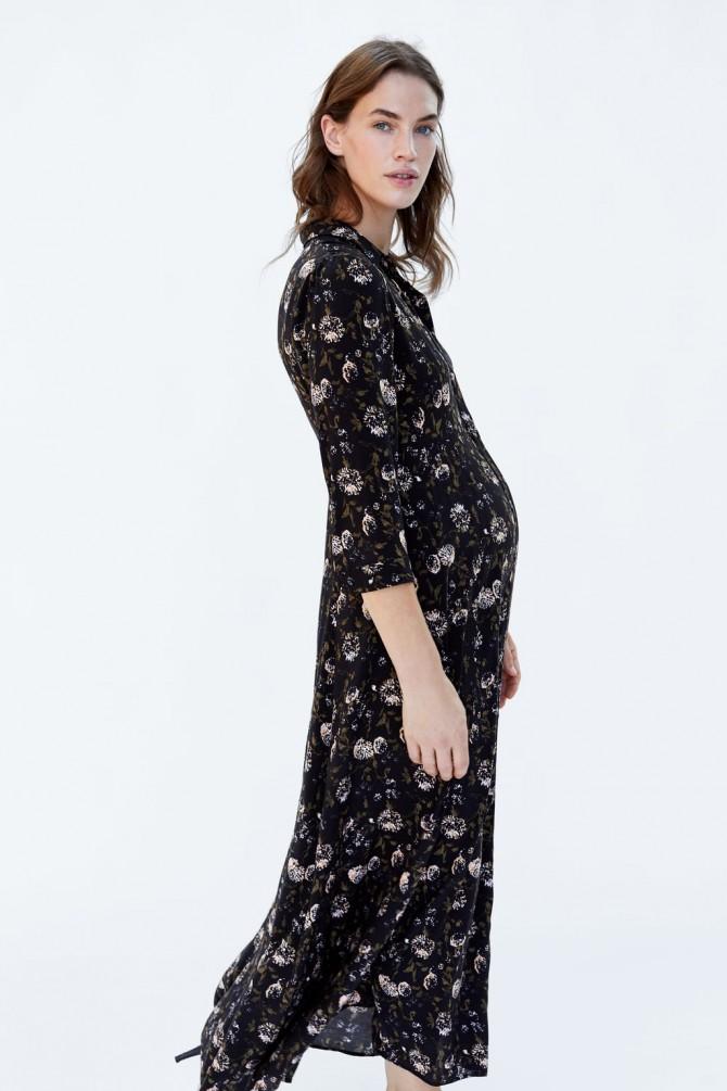 Moda premama Zara, Vestidos embarazada, pantalon vaquero premama, la casita de martina, blog moda infantil, premama, 6