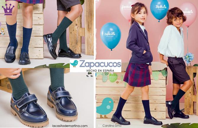 Blog de moda infantil, calzado escolar, calzado infantil, La casita de Martina, Zapacucos