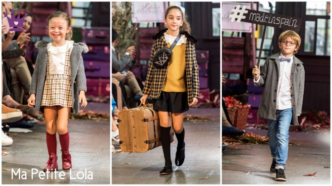 Ma Petite Lola, blog moda infantil, The Petite Fashion Week, CharHadas,  Belen Junco, La casita de Martina