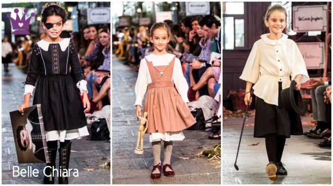 Belle Chiara, blog moda infantil, The Petite Fashion Week, CharHadas,  Belen Junco, La casita de Martina