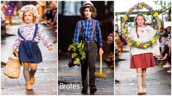 Brotes, El corte Ingles, blog moda infantil, The Petite Fashion Week, CharHadas,  Belen Junco, La casita de Martina