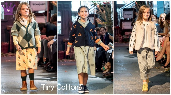 Tinny Cottons, blog moda infantil, The Petite Fashion Week, CharHadas,  Belen Junco, La casita de Martina