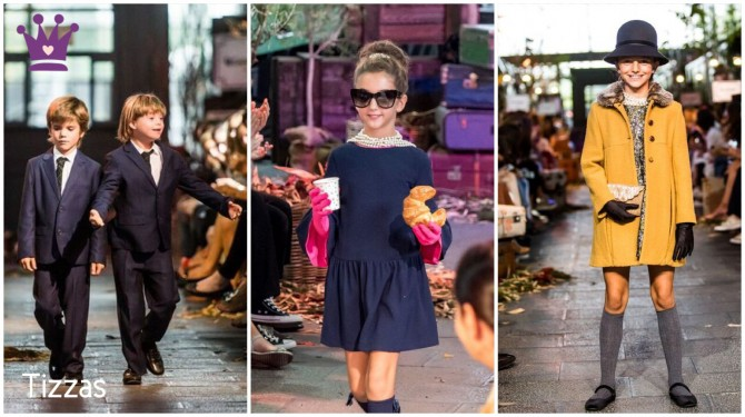 Tizzas, El corte Ingles, blog moda infantil, The Petite Fashion Week, CharHadas,  Belen Junco, La casita de Martina