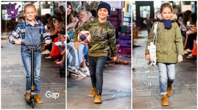 Gap, blog moda infantil, The Petite Fashion Week, CharHadas,  Belen Junco, La casita de Martina