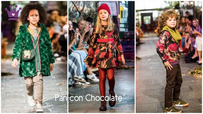 Pan con Chocolate, blog moda infantil, The Petite Fashion Week, CharHadas,  Belen Junco, La casita de Martina