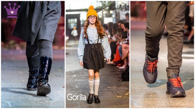 Gorila, El corte Ingles, blog moda infantil, The Petite Fashion Week, CharHadas,  Belen Junco, La casita de Martina