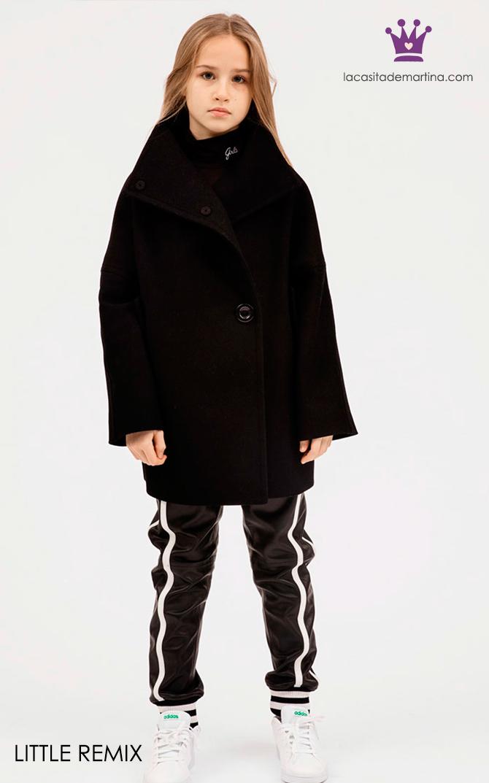 LITTLE REMIX,  chaquetas moda infantil, blog de moda infantil, la casita de martina, ropa infantil