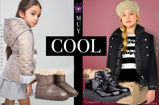 chaquetas moda infantil, blog de moda infantil, la casita de martina, conguitos calzado, mayoral ropa infantil