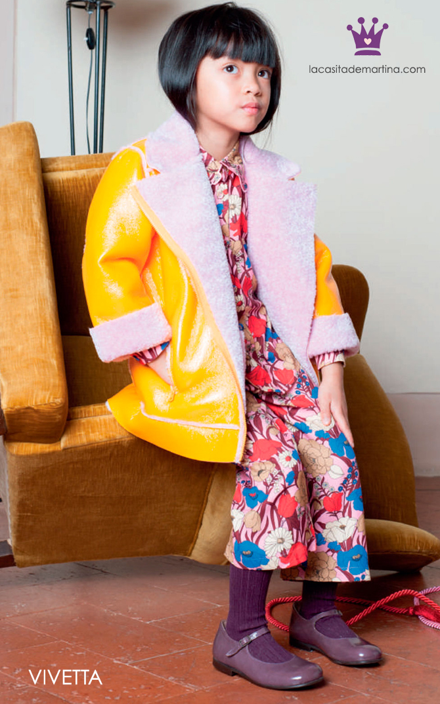Viveta,  chaquetas moda infantil, blog de moda infantil, la casita de martina, ropa infantil