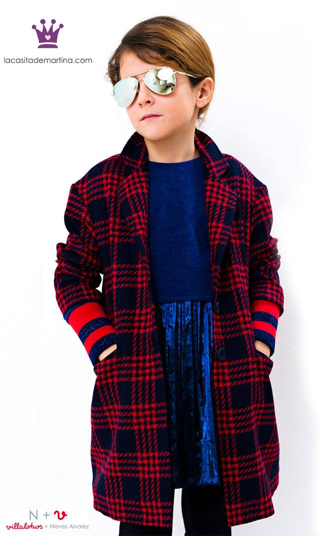 n+v, chaquetas moda infantil, blog de moda infantil, la casita de martina, ropa infantil