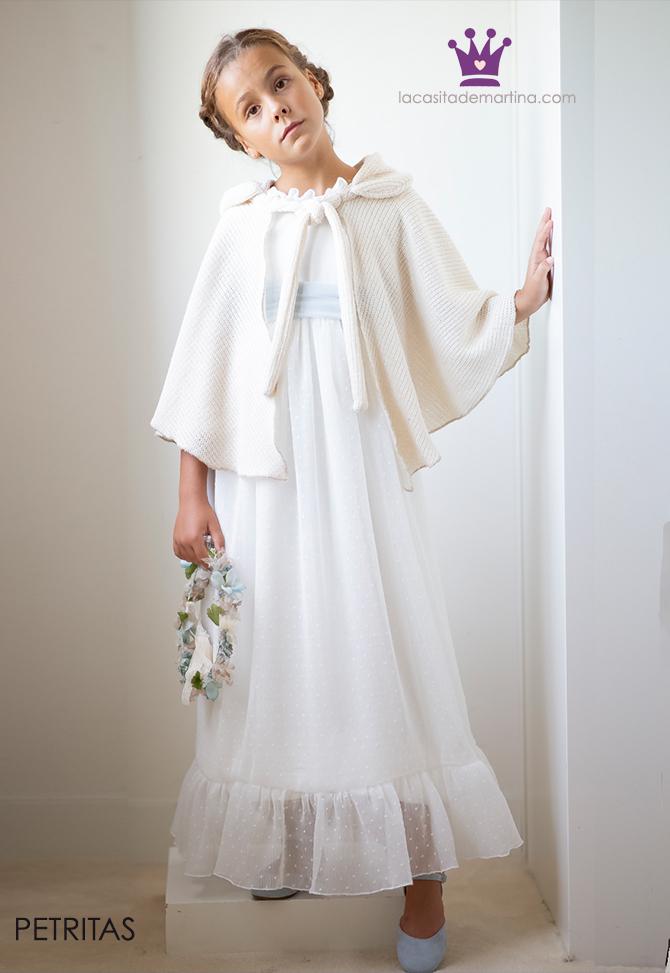 Vestidos comunion 2019, trajes comunion Petritas, Blog moda infantil, La casita de Martina, 3