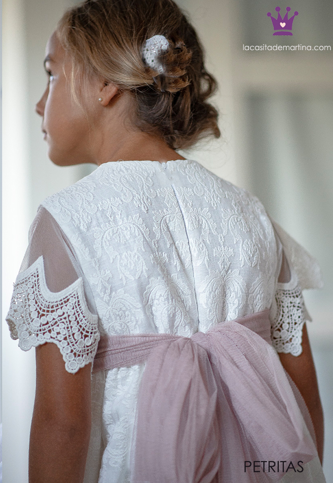Vestidos comunion 2019, trajes comunion Petritas, Blog moda infantil, La casita de Martina, 8