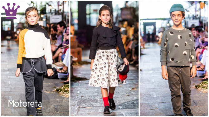 Motoreta, blog moda infantil, The Petite Fashion Week, CharHadas,  Belen Junco, La casita de Martina