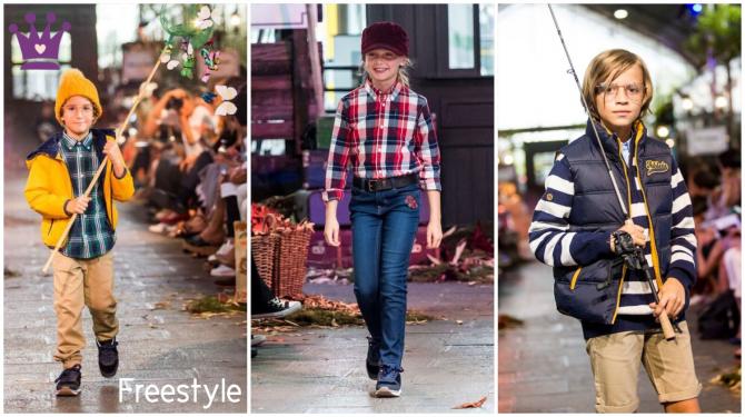 Freestyle, El corte Ingles, blog moda infantil, The Petite Fashion Week, CharHadas,  Belen Junco, La casita de Martina