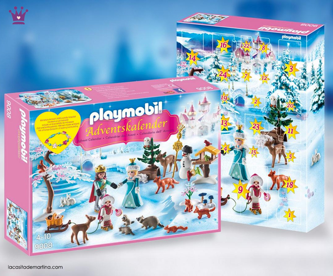 Calendarios adviento originales, calendario adviento Playmobil, la casita de martina, blog moda infantil, 6
