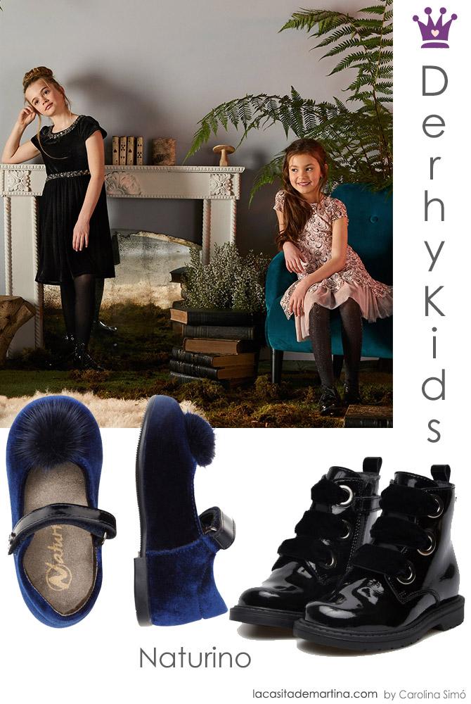 Blog moda infantil, Derhi Kids, Naturino, La casita de Martina