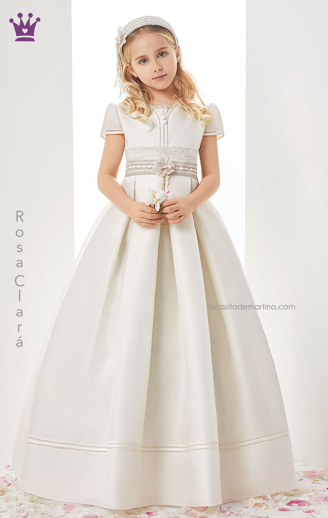 Rosa clara, vestidos comunion, trajes comunion 2019, blogs moda infantil, la casita de martina, 4